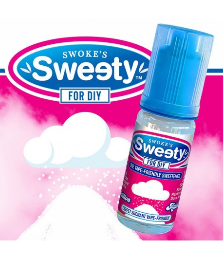 Additif Sweety 10ml Swoke