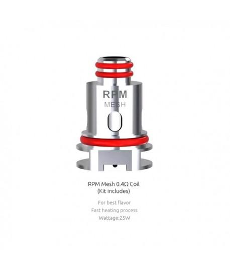 Résistances RPM40 Smok