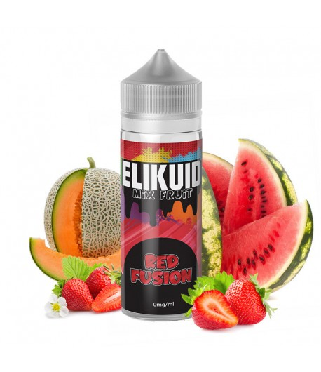 Red Fusion 100ml O'Juicy