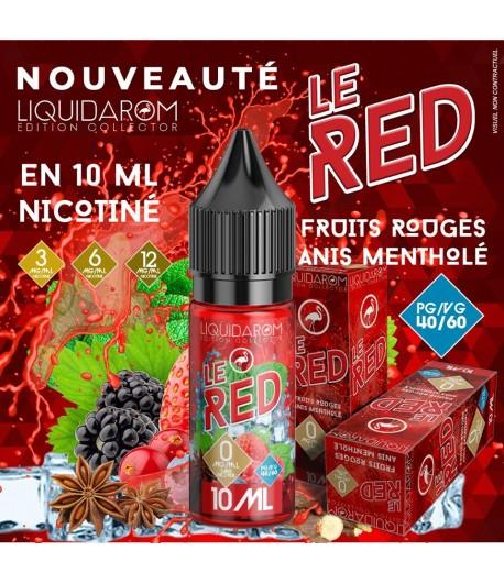LE RED 10ml Liquidarom