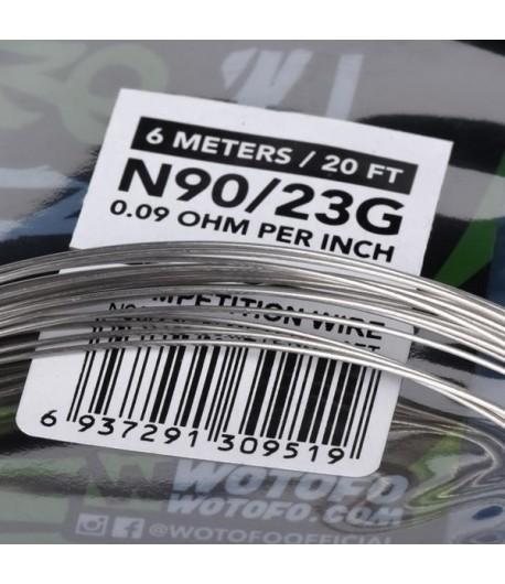 Bobine Ni90 Competition Wire Wotofo (20feet/spool)