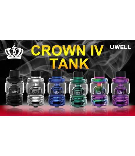 Clearomiseur Crown 4 Uwell