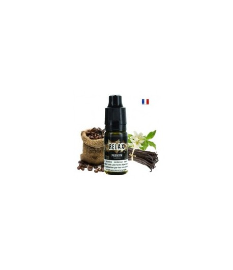 Relax eLiquid France 10 ml, 50 ml et 100 ml